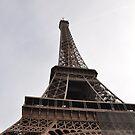 Eifel tower, Paris, France by Ziva Javersek