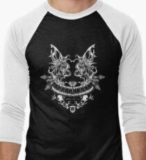 Taokaka Crest Men's Baseball ¾ T-Shirt