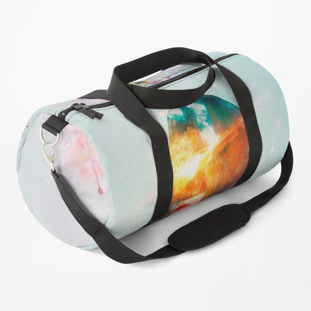 Déjà Vu Duffle Bag
