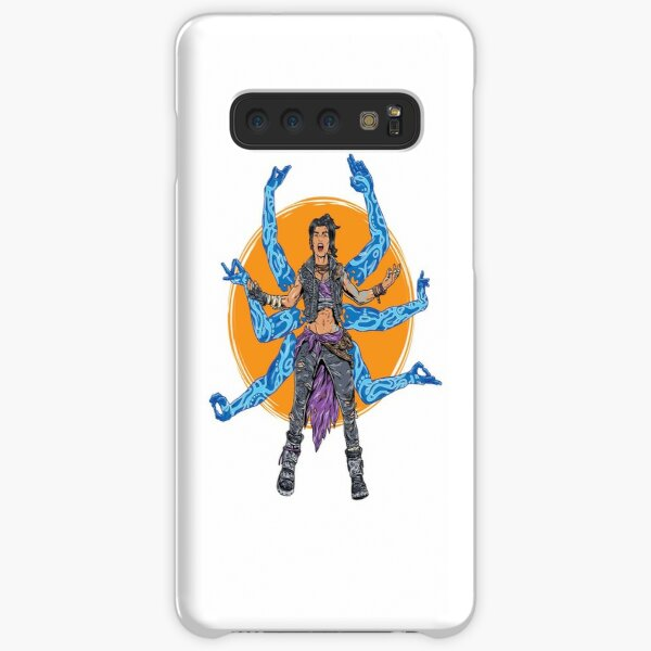 Amara The Siren Borderlands 3 The Tiger of Partali Samsung Galaxy Snap Case