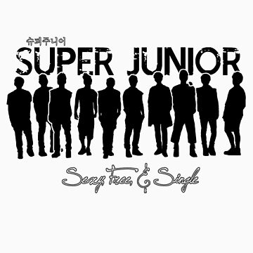 Super Junior: Sexy, Free, & Single by kpop-consultant