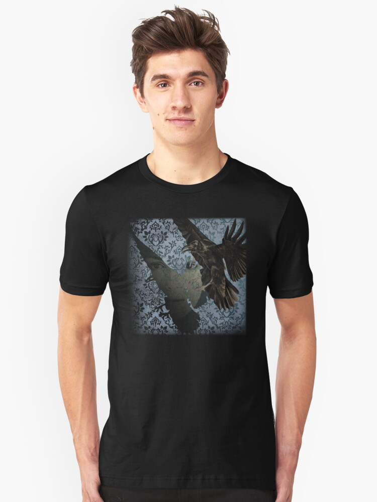 Nameless Here for Evermore Unisex T-Shirt Front