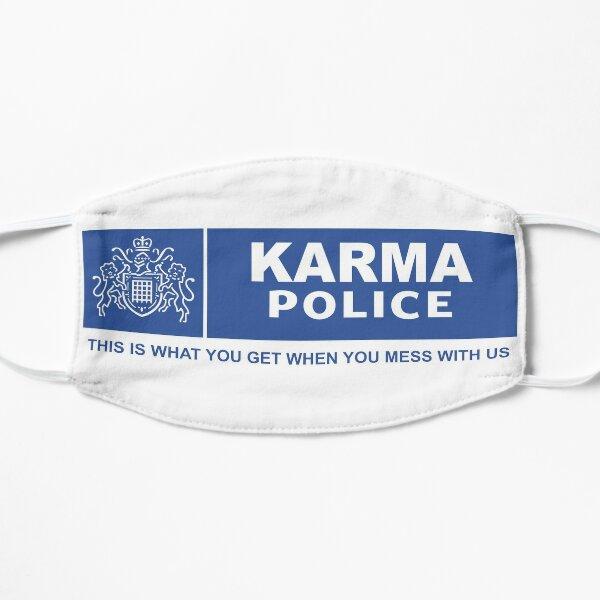 Karma Police - Met Police Parody - Protest - BLM Mask