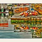 Lobster Gear by Dave  Higgins