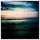 lonely soul surfer by Naddl