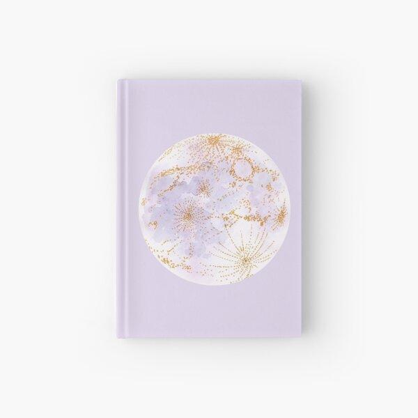 Lavendar Moon Hardcover Journal