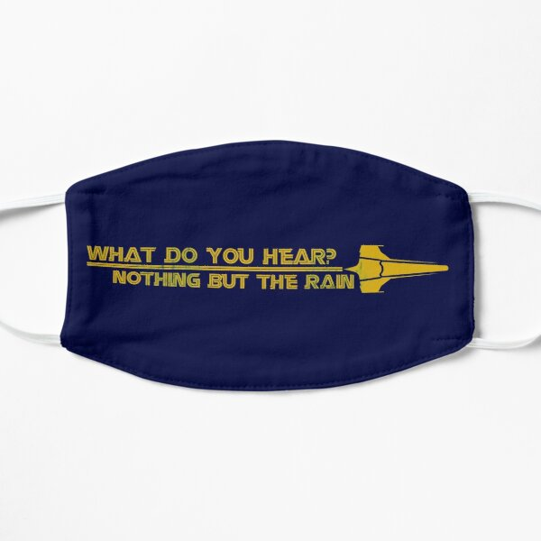 What Do You Hear?  Flat Mask