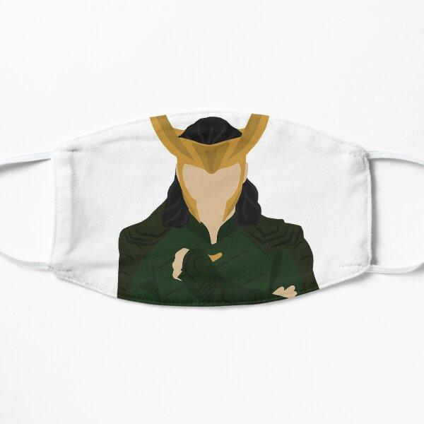 Loki Ragnarok Tom Hiddleston Masque sans plis