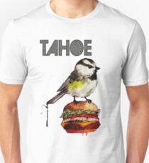 Cheeseburger Bird Unisex T-Shirt