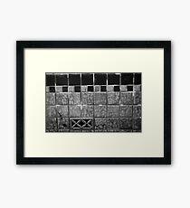 XX Framed Print
