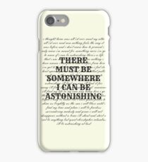 Astonishing iPhone Case/Skin