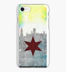 Chicago Star iPhone Case/Skin