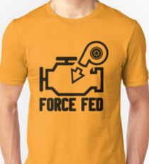 Force fed check engine light T-Shirt