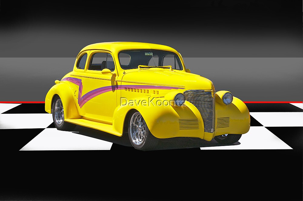 1939 Chevy Coupe w/o ID by DaveKoontz