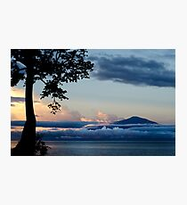 Mount Cameroon Photographic Print
