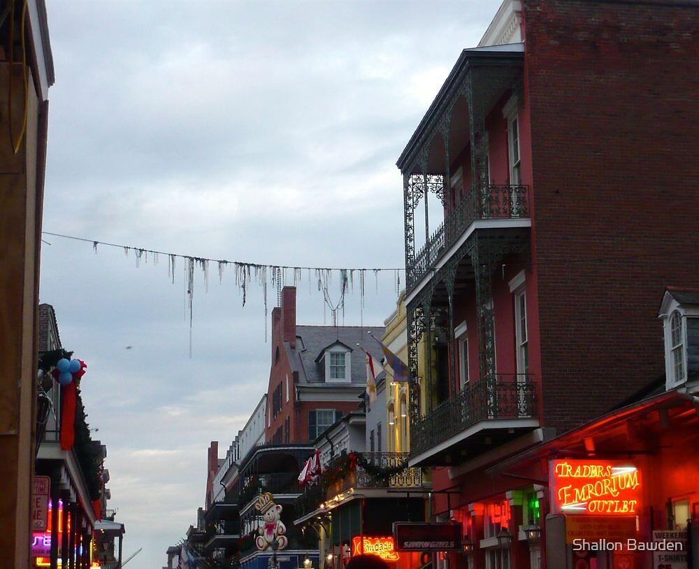 Bourbon Street by Shallon Bawden