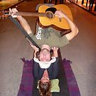 Foot Notes NOLA Busking on Bourbon by Shallon Bawden