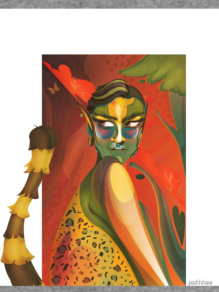 Genet Girl by pakhhee