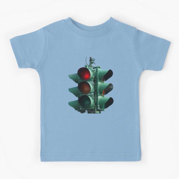 Traffic Light Kids T-Shirt