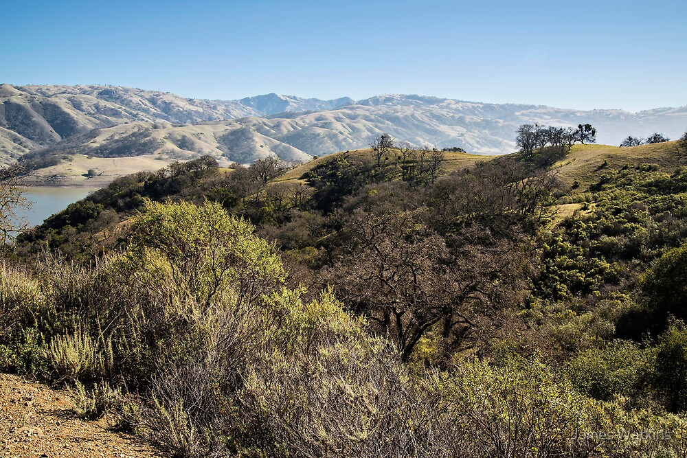 East Hills of the Silicon Valley Region 5 by James Watkins