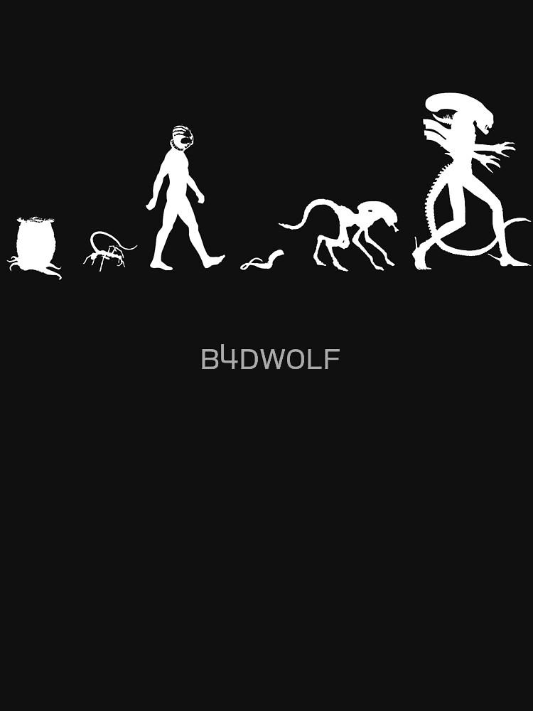 Xenomorph Evolution | Unisex T-Shirt
