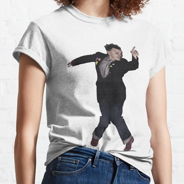 Rik Mayall - The People's Poet Classic T-Shirt