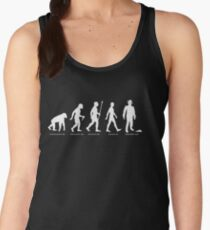 Evolution of Mondas Cybermen Women's Tank Top