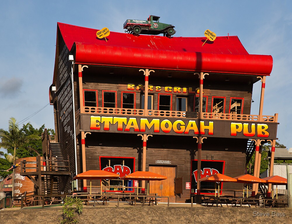 Ettamogah Pub by Steve Bass