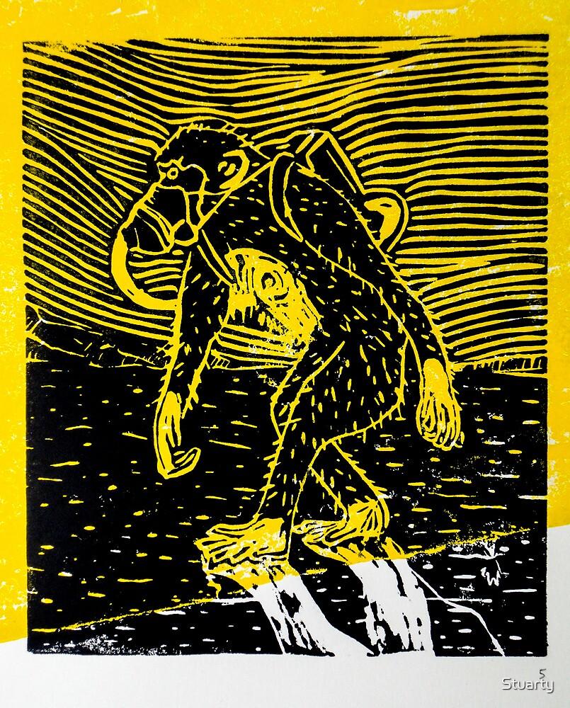 Monkey science by Stuarty