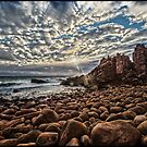 The pinnacles Phillip Island by Adriano Carrideo