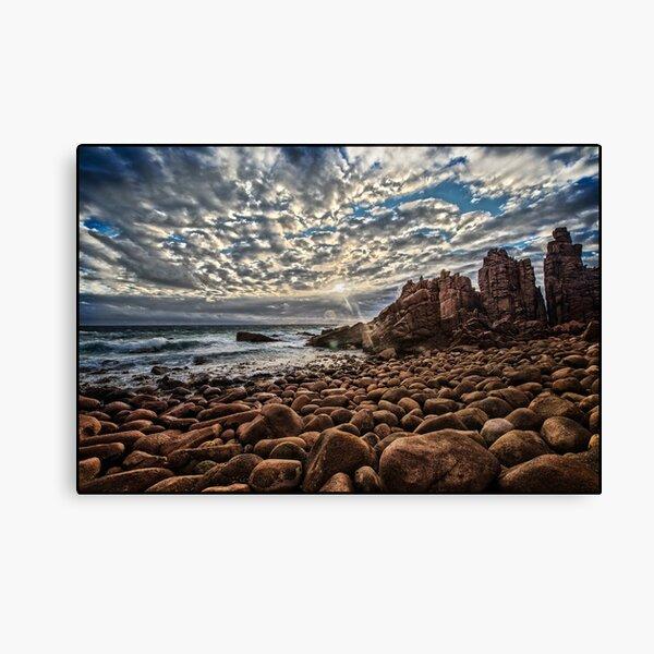 The pinnacles Phillip Island Canvas Print