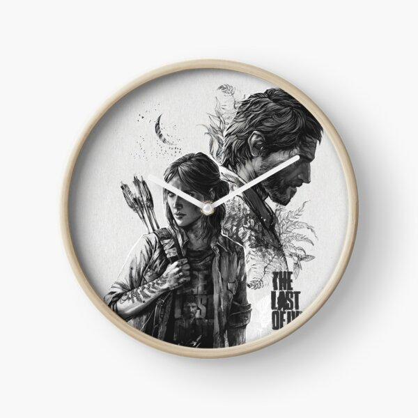 The Last of Us Part II Clock