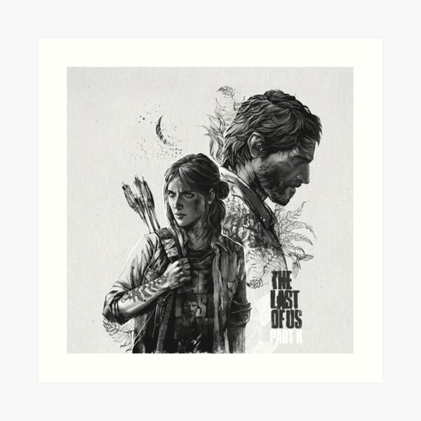 The Last of Us Part II Art Print