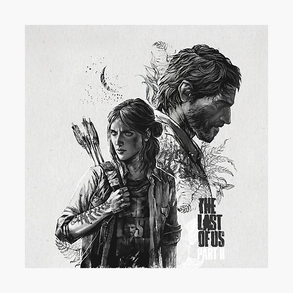 The Last of Us Part II Photographic Print