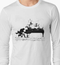 Piano Passion Long Sleeve T-Shirt