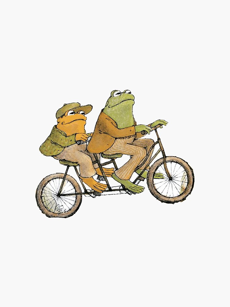 Frog & Toad by Katew-f