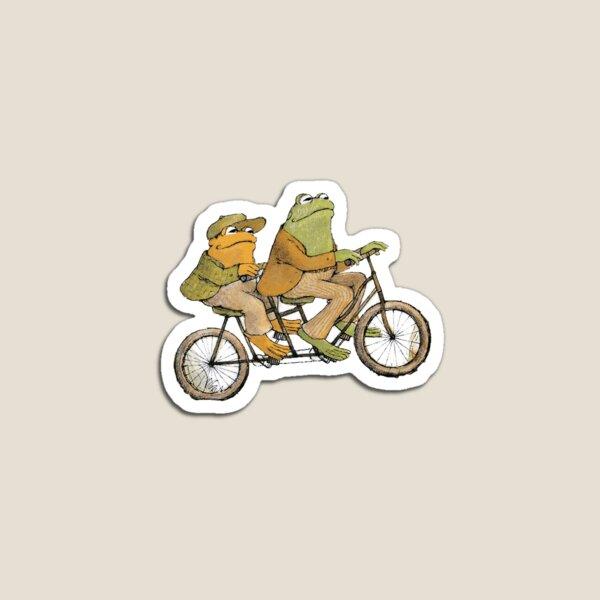Frog & Toad Magnet