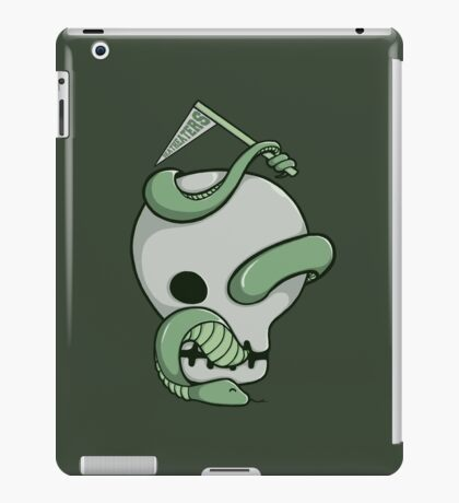 Go! Deatheaters!  iPad Case/Skin