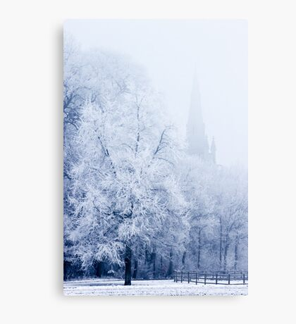 Inspired Trees Canvas Print