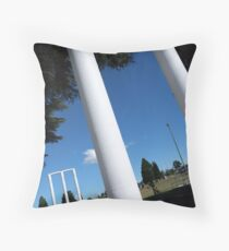 The great Australian game Throw Pillow