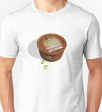 Tasty Tub of Grumpy Trawler Fisherman's Ice-cream T-Shirt