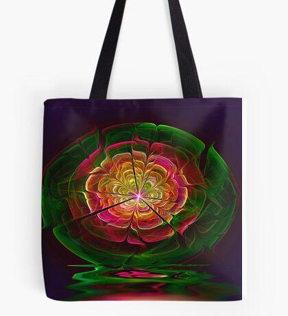Flower Spill Tote Bag
