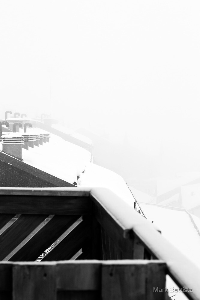'Total White Out' by Mark Battista