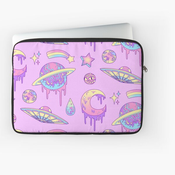 Pastel Galaxy Laptop Sleeve