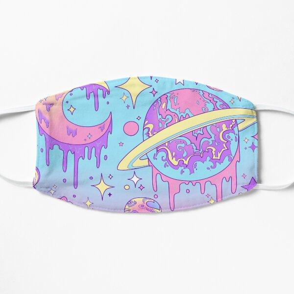 Pastel Galaxy Flat Mask