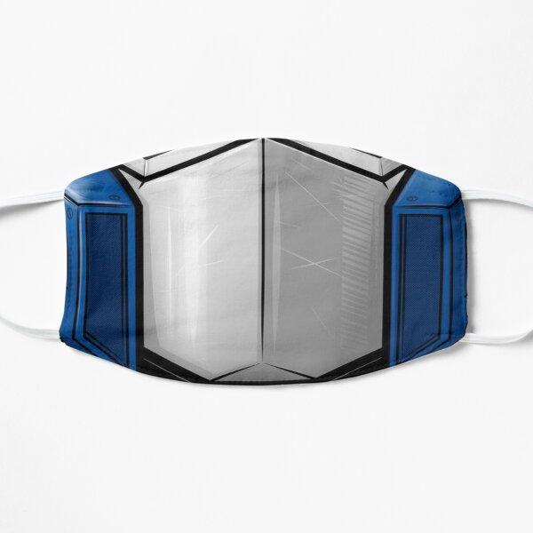 Optimus Prime Mascarilla plana