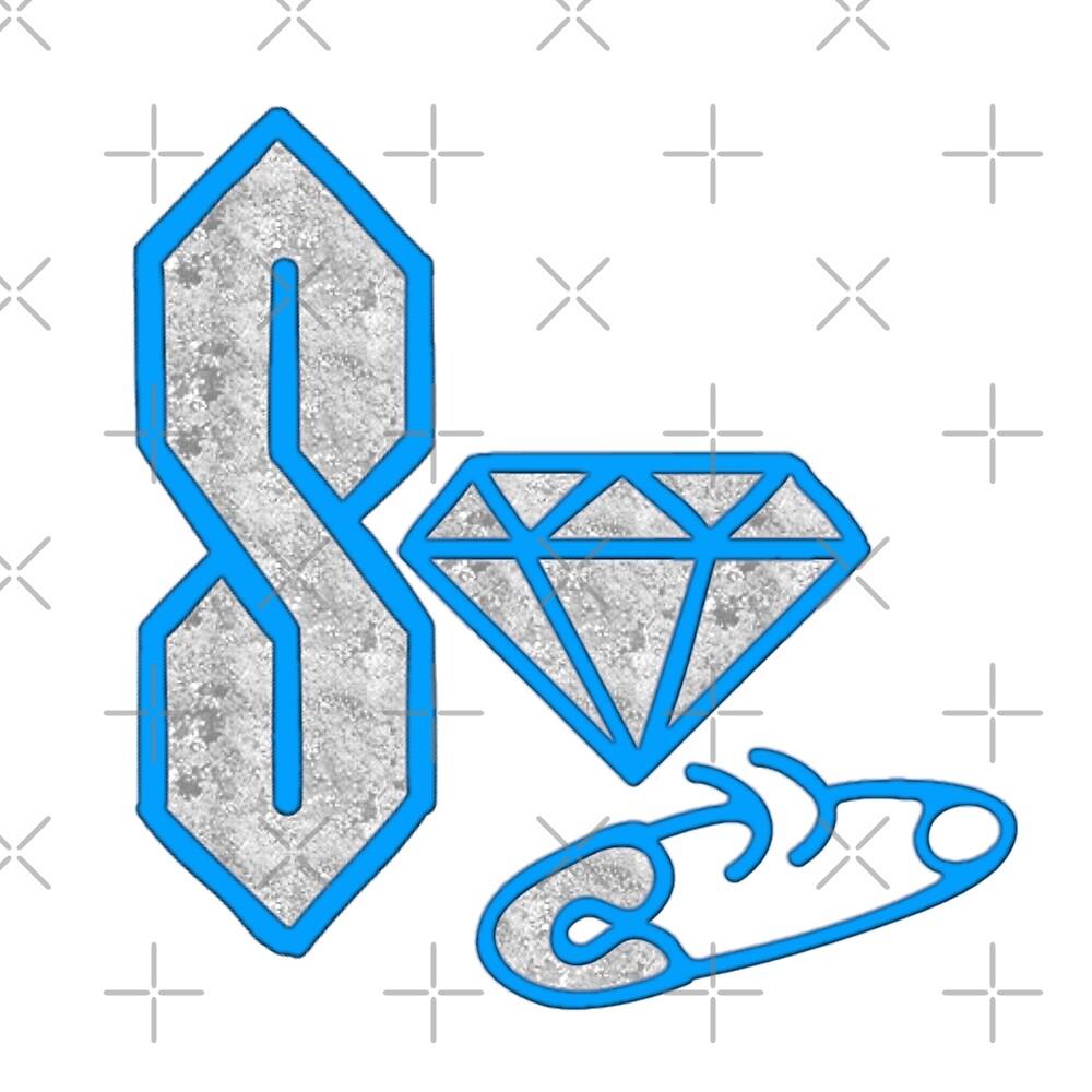 diamond baby by cutelikeapeach