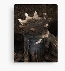 crowning achievement Canvas Print