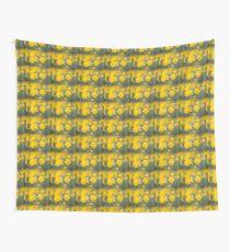 Daffodil yellow Wall Tapestry