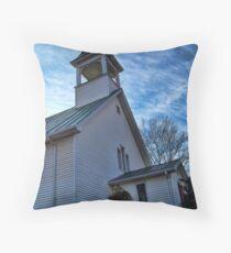 St James Lutheran Church Throw Pillow